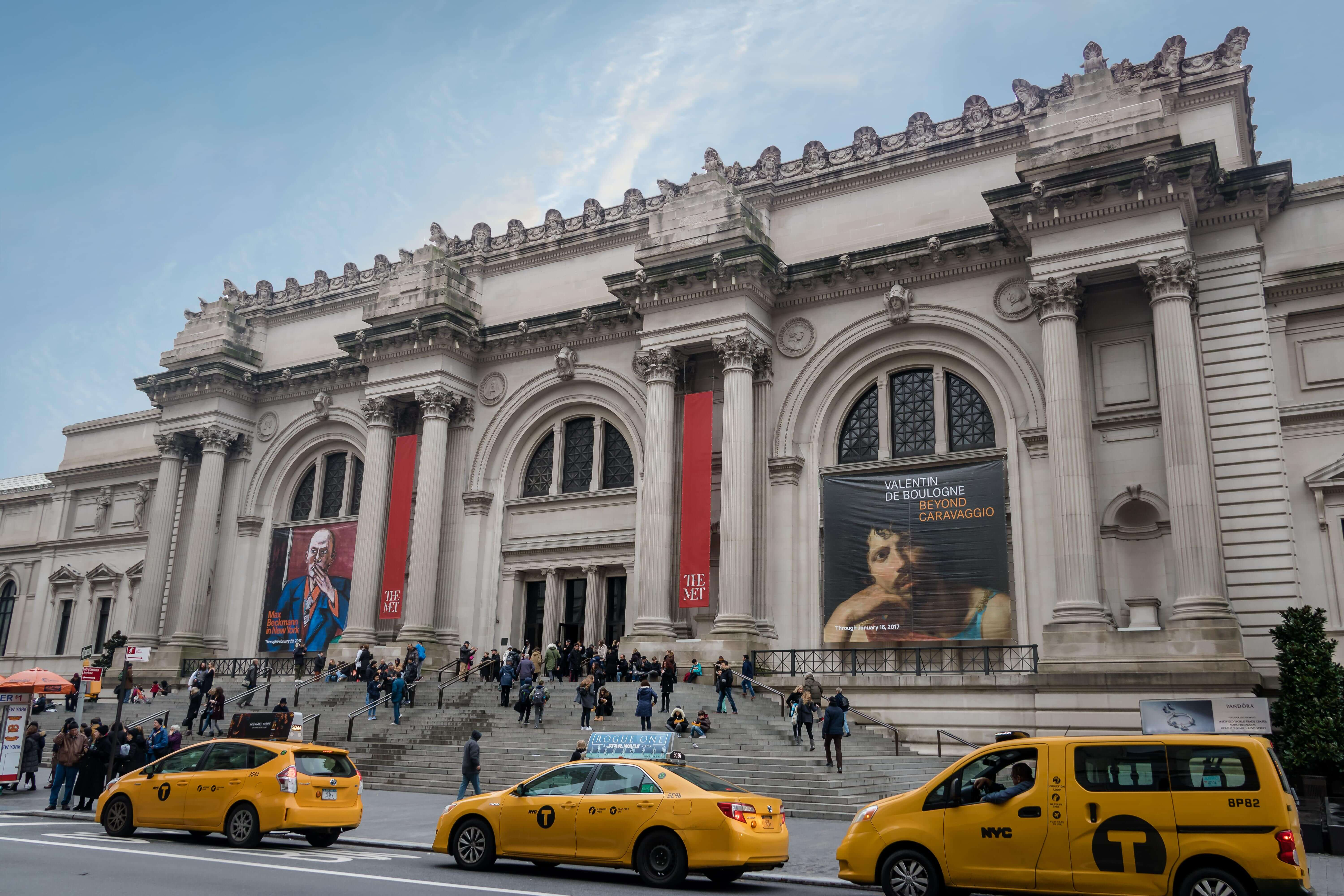 The metropolitan museum of art go new york tours for Metropolitan museum of art in new york