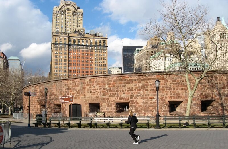 Castle Clinton, a top place to visit in Battery Park