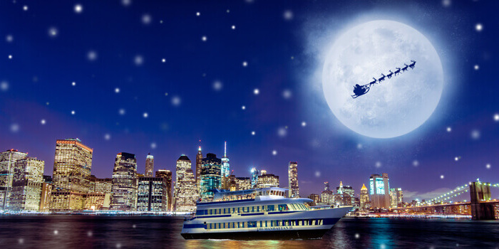 Best Christmas Cruises 2020 New York Christmas Eve Dinner Cruise | Best Christmas Cruises 2020