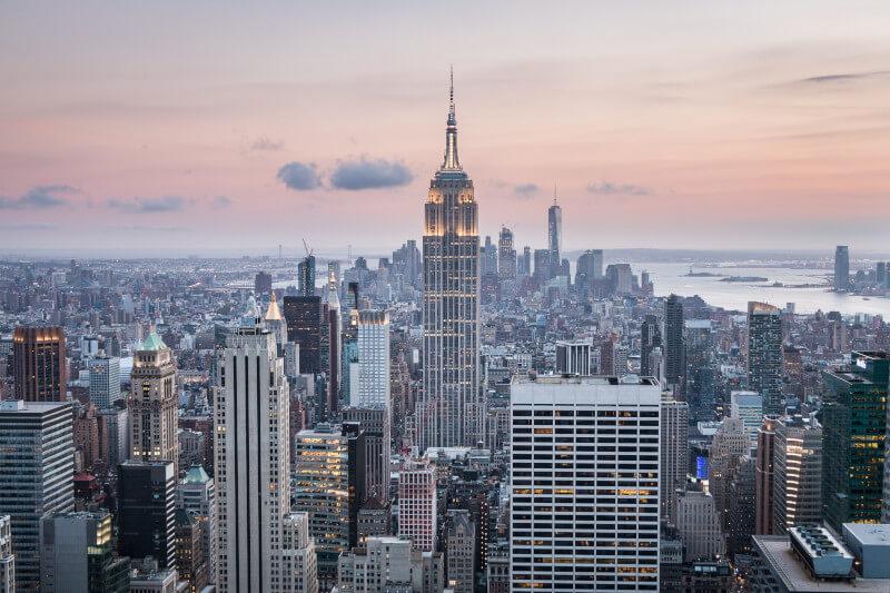Manhattan sightseeing bus tours