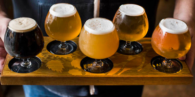 Spirits On Foot: Beer, Spirits & Wine Crawl