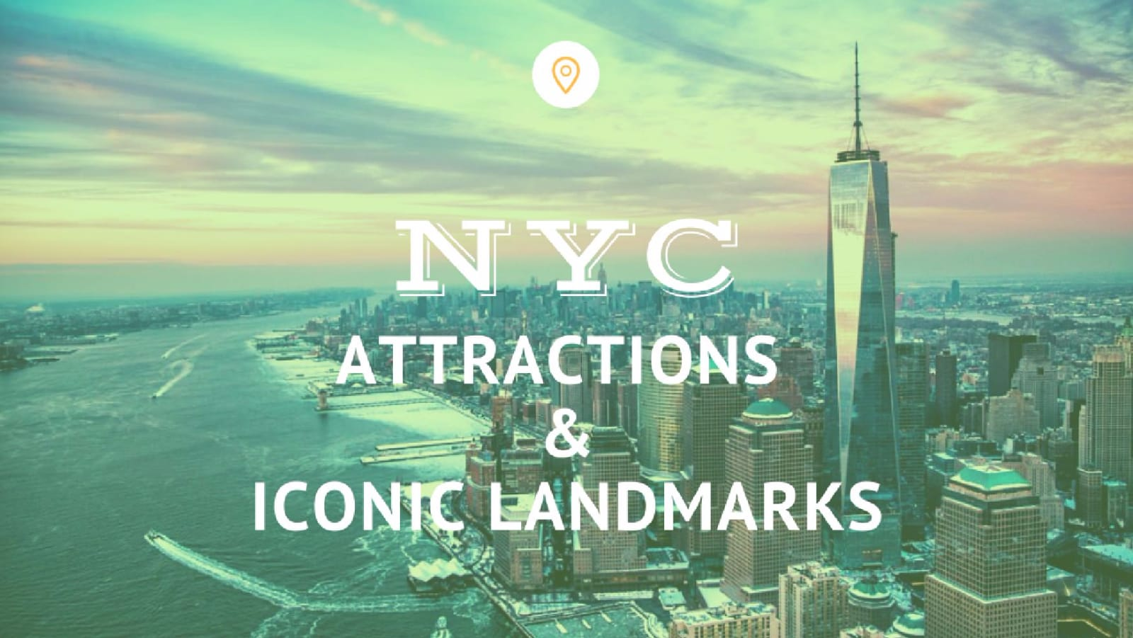 Nyc attractions iconic landmarks you must visit for Must see nyc attractions