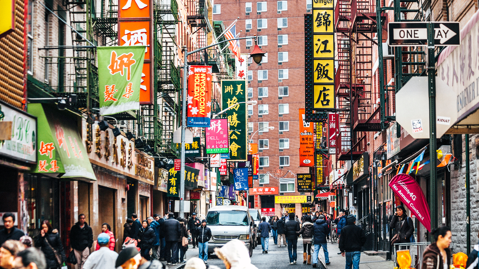 Chinese Bus Tours Nyc